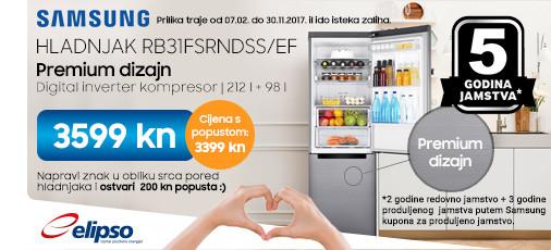 Samsung rb31fsrndss prilika