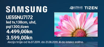 samsung ue55nu7172 akcija 2019