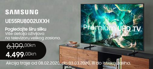 samsung ue55ru8002u akcija veljača 2020