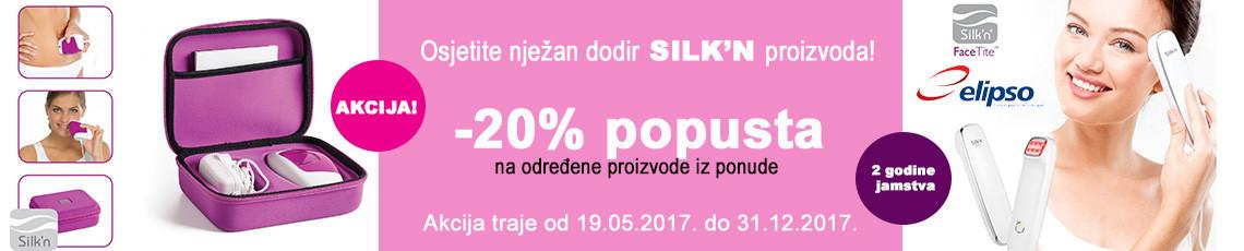 silk n akcija svibanj 2017.