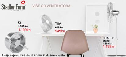 Stadler Form više od ventilatora