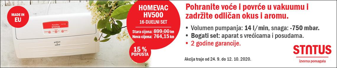 Status HV500 24.09.2020