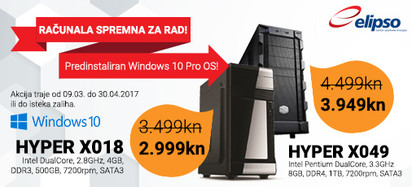 Stolna racunala Windows 10Pro 03-04 2017