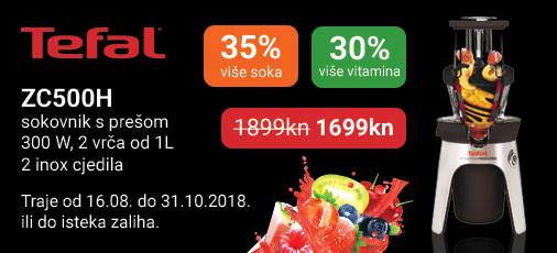 tefal cz500h akcija 2018