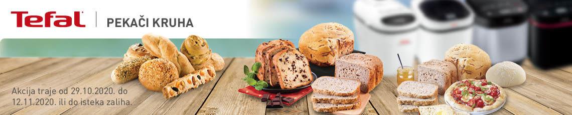 tefal pekači kruha akcija jesen