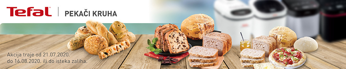 tefal pekači kruha akcija
