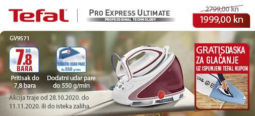 tefal pro express ultimate care gv9571