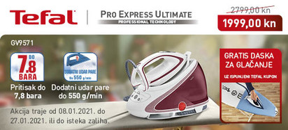 tefal pro express ultimate care siječanj