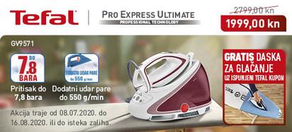 tefal pro express ultimate gv9571