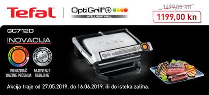 Tefal - akcija GC712D