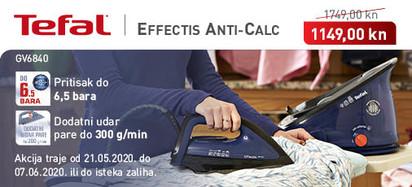 tefal - effectis anti-calc akcija