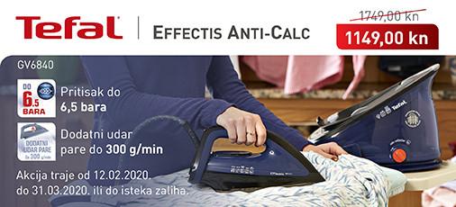 tefal - effectis anti-calc gv6840