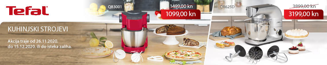 Tefal - kuhinjski stroj akcija