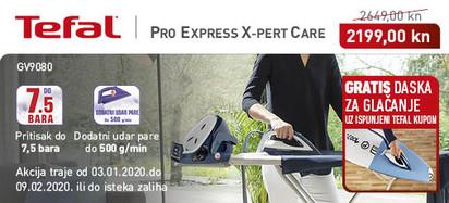 Tefal - Pro Express Care GV9080