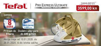 Tefal - Pro Express Ultimate Care GV9590
