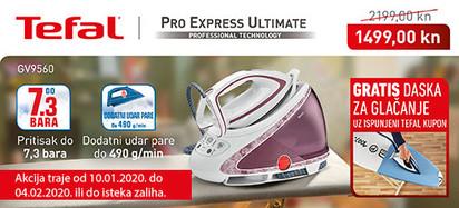 Tefal - Pro Express Ultimate GV9560