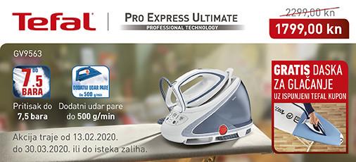 tefal - pro express ultimate gv9563 2020
