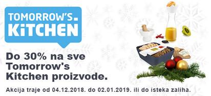 Tomorrows - akcija zima 2018.