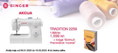 Tradition 2259 akcija