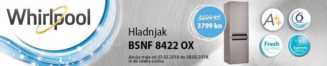 whirlpool bsnf 8422 ox