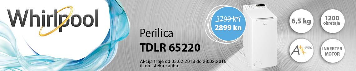 whirlpool tdlr65220