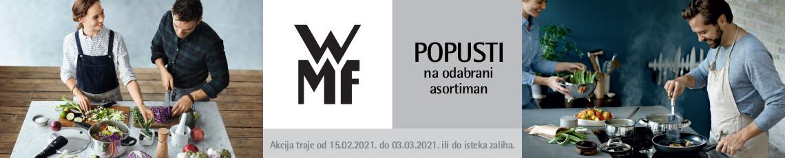 WMF akcija veljača